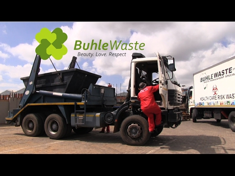 Waste Management Services in South Africa | Buhle Waste