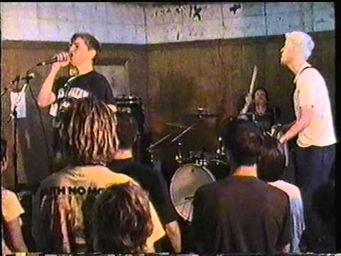 Saves The Day July, 1998 @ the Fireside Bowl in Chicago, IL