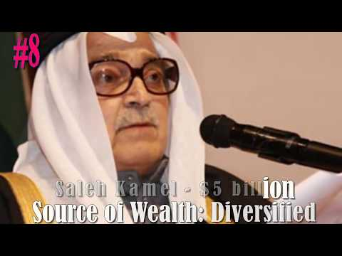 Top 10 Saudi Arabian billionaires