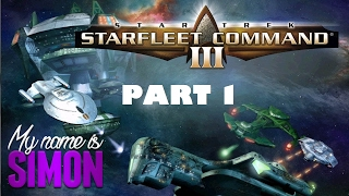 STAR TREK: STARFLEET COMMAND 3 - Part 1