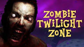 Zombie Twilight Zone ★ Call Of Duty Zombies Mod (zombie Games)