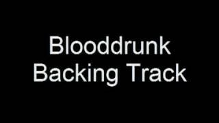 Children Of Bodom - Blooddrunk Backing Track
