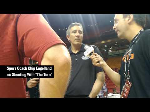 Spurs Coach Chip Engelland On Kawhi Leonard And His Shooting Techniques
