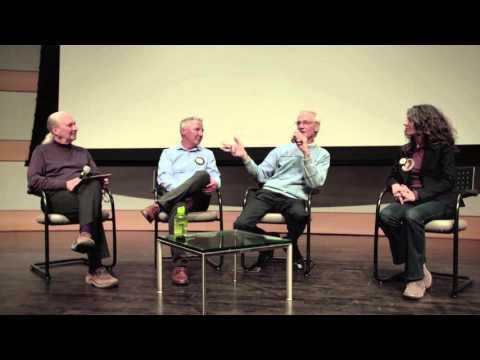 2016   Phil Saviano on SPOTLIGHT movie discussion panel, Salt Lake City