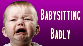 Babysitting Badly (Gears of War, Bulletstorm, LittleBigPlanet, Halo, GTA) #1