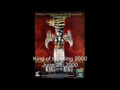 WWF King of the Ring 2000 Review