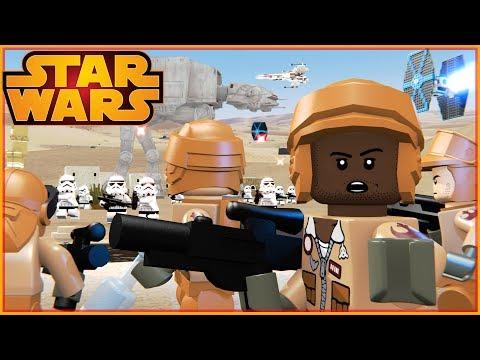 LEGO STAR WARS - The Battle of Jakku