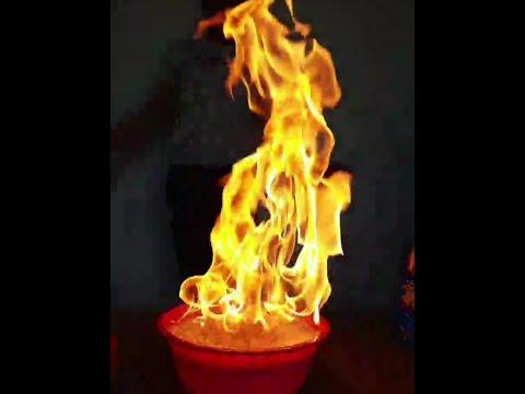 Tiktok Hayat Hileleri (yanan su) (Tiktok Life Cheats burning water) # shorts