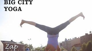 Zap. Big city yoga.