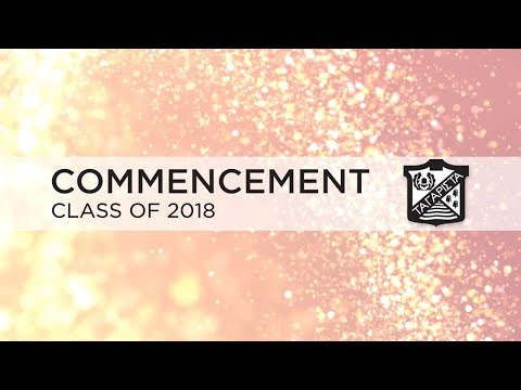 Oak Park and River Forest High School Commencement 2018