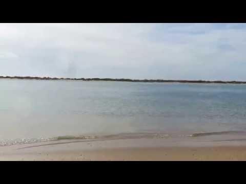 Otoño en la playa.