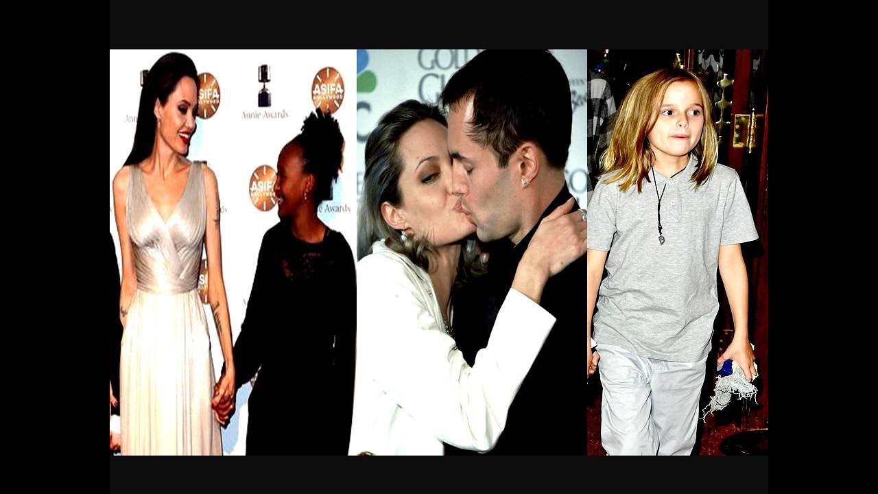 Angelina Jolie Children Husband Father Mother Brother