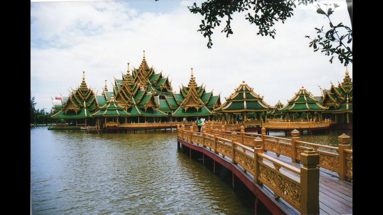 Ancient Siam, Muang Boran, Ancient City, Samut Prakan ...