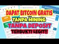 Tutorial mendaptakan bitcoin gratis 2018..legiit !!!! Claim bitcoin green 10 ment