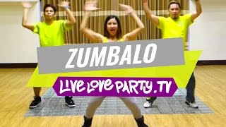 Zumbalo (Mega Mix 44) | Zumba® Choreography by Kristie | Live Love Party