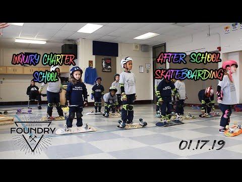 Inquiry Charter After School Skateboarding Program