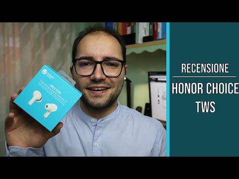 Honor Choice Earbuds: la recensione