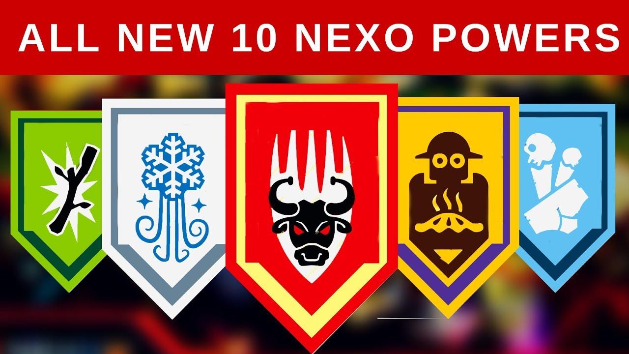 all 10 lego nexo powers nexo knights shields 10 latest. Black Bedroom Furniture Sets. Home Design Ideas