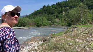Путешествие по реке Шахе. Часть 1 / Видео