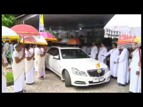 EPISCOPAL ORDINATION Msgr. Kurian Vayalunkal on July 25th, 2016