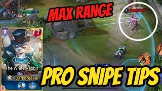 SLIMZ PRO SNIPES CAMERA TIPS AND TRICKS | AoV | 傳說對決 | RoV | Liên Quân Mobile