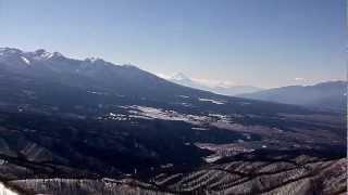 007 ユア・アイズ・オンリー /  Snow Mountains of japan