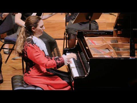 Elyane Laussade - Mozart: Piano Concerto No 17 in G major, K. 453