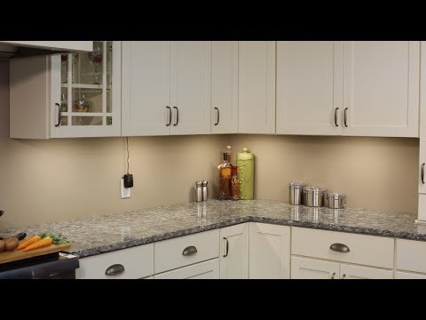 How To Install BLACK+DECKER Under Cabinet Lighting