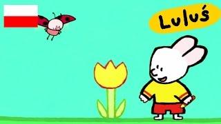 Luluś - Narysuj mi kwiatek S01E05 HD // Kreskówki dla dzieci