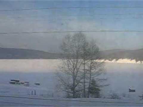 Усть-Илимское водохранилище с севера