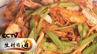 《生财有道》 20190517 美味中国系列 传承与创新的广水味道  CCTV财经