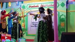 Musikal Laskar Pelangi - Sahabat Alam (Anak-anak Islam Pengoreng)