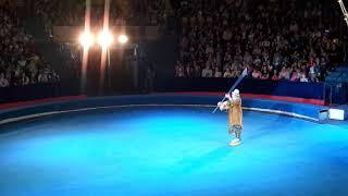 Игры с клоуном Цирк Радуга