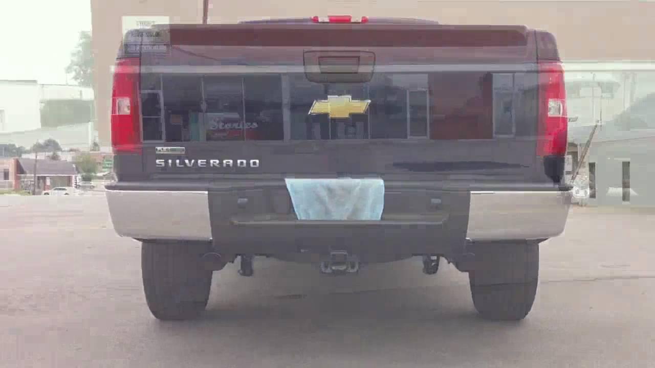2010 Chevy SIlverado, Flowmaster Super 44 Exhaust Sound ...