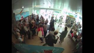Waitrose Cobham Partnership Day Flash MOB Official Edit