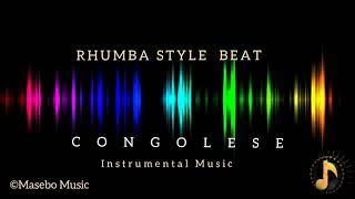 CONGOLESE RHUMBA STYLE BEAT : Instrumental Music.