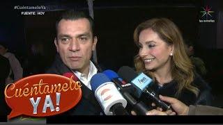 ¡Jorge Salinas estalla contra Paulina Goto! | Cuéntamelo YA!