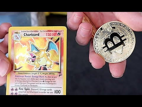 Buying Pokemon Cards With Bitcoin