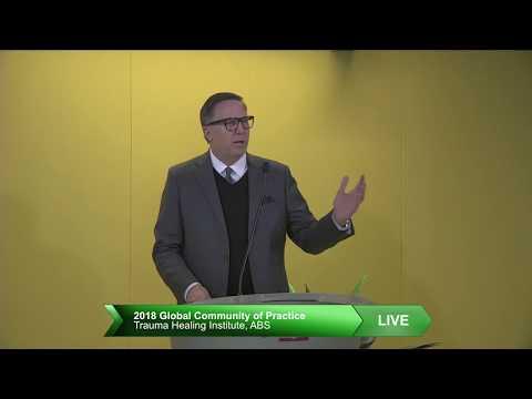 Trauma Healing Institute 2018 Community of Practice - Roy Peterson