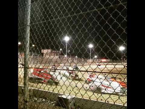 Delta Speedway, non wing start