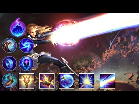LUX MONTAGE 2020 #5 (ONE SHOT/CALCULATED/1V5/COMBO/OUTPLAY/PENTAKILL) LUX BEST MOMENTS/PLAYS