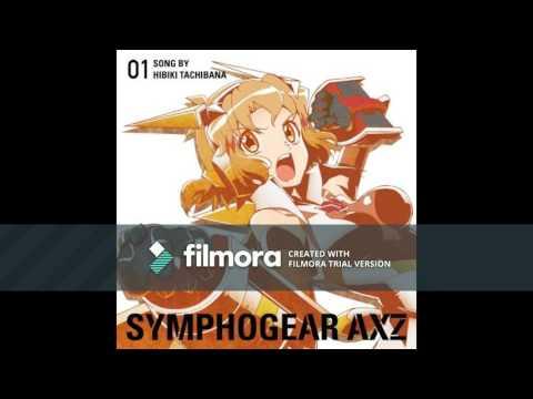 Senki Zesshou Symphogear AXZ Ending - Futurism