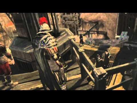 Assassin's Creed Brotherhood Templar Lair Liquid Gold ...