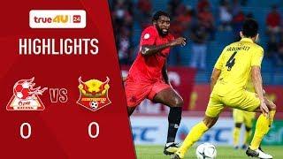 PTT Rayong FC vs Sukhothai FC