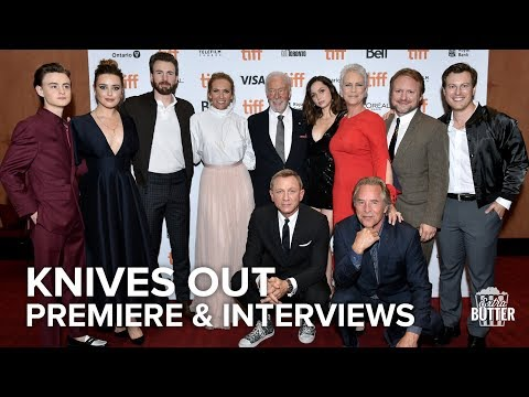 Knives Out: Premiere & Interviews   Extra Butter