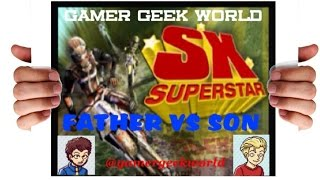 FATHER VS SON ON SX SUPERSTAR FOR THE NINTENDO GAMECUBE