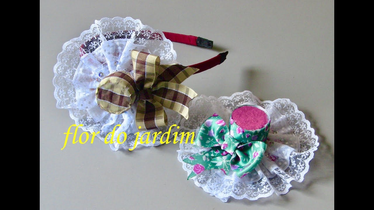 Chapeu Caipira com tampa de garrafa e fita -Mini hat - DIY - YouTube 978ed1cb030