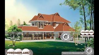 Indian House Design By 99HOMEPLANS COM [ Esp: M089 ]