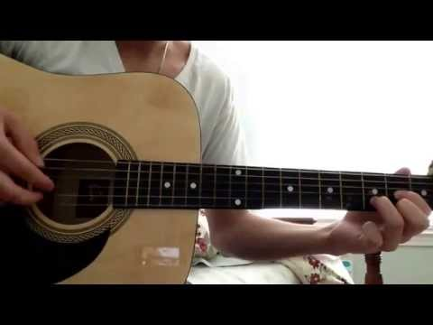 How to play possibilities by Freddie Stroma on guitar acoustic