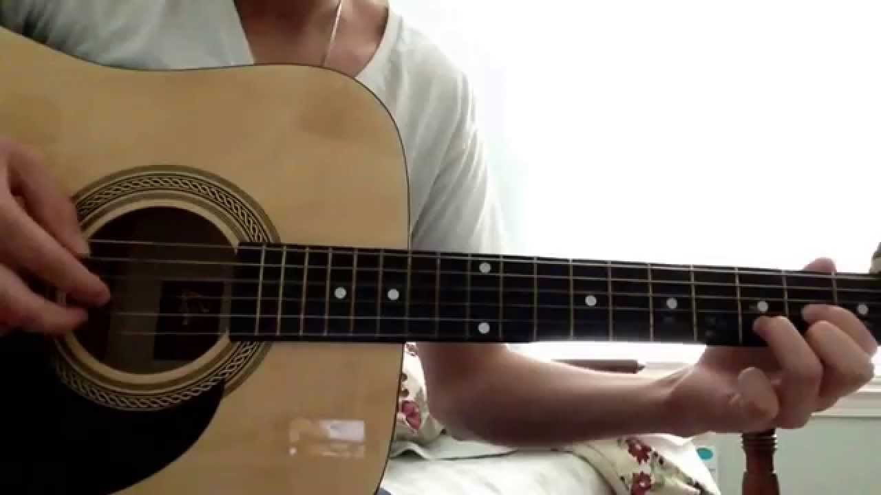 Download How to play possibilities by Freddie Stroma on guitar acoustic